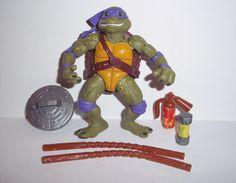 teenage mutant ninja turtles DONATELLO movie star Don complete 1991 vintage tmnt playmates action figures for sale in online toy store to buy now.