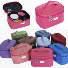 9c69dbc23e Large Capacity Portable and Durable Cosmetic Makeup Organizer Bag Packing  Cubes