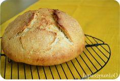 Pan en cazuela: Como hacer pan casero y no morir en el intento