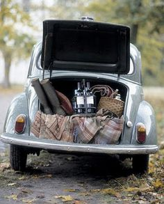 """Pack up a fall picnic and go for a drive! Repin if you want a $ 250 Gas Card  to be this week's prize in the """"Fall Over the Moon"""" Sweepstakes. For complete details and to enter visit www.facebook.com/overthemoonmilks."""