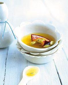 ➥ Selbst gemachte Safranpasta, Chutneys oder Gewürzöle machen Genießer glücklich.