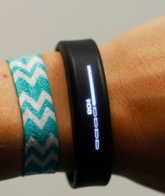 The Garmin Vivosmart, which launched at the IFA 2014 tech conference in Berlin, is part fitness tracker and part smartwatch.