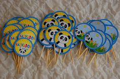 Sandra Scrapbooking: Convites tema Panda
