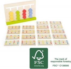 You're going to need concentration with this educational game made of FSC® wood! Who can match up the colours shown on the wooden board to the ones on the correct shape-fitting wall? Labrynth, Educational Games, Color Show, Kids Rugs, Colours, Shapes, Attention, Products, Fun Games