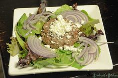 #Paleo and #glutenfree mint lamb burger recipe--tasty and healthy meal! Paleo without the feta.