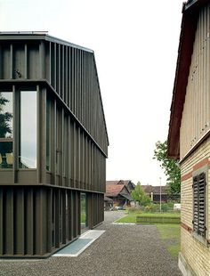 BDE Architekten GmbH – KIRCHGEMEINDEHAUS WIESENDANGEN 2004-2007