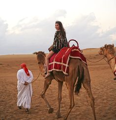 Dubai Desert Safari - Camille Tries To Blog