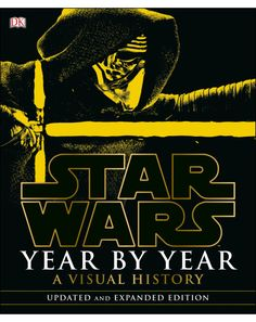 Star Wars Year by Year: A Visual Chronicle, is a unique Star Wars timeline. You…