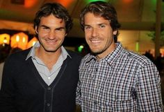 Twitter / Sofia__RF: Tommy Haas about Federer's ...