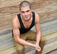 Max George (of The Wanted)......stop me before I get too obsessed