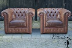 Tweedehands Chesterfield
