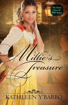 I could not wait for author Kathleen Y'barbo to come out with her second book Millie's Treasure, in The Secret Lives of Will Tucker series.