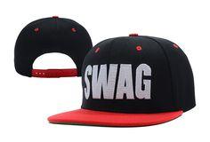 Swag Snapback Hats Black Red Cheap Wholesale, Wholesale Clothing, New Era  Hats, Hats 92b9f290ef12