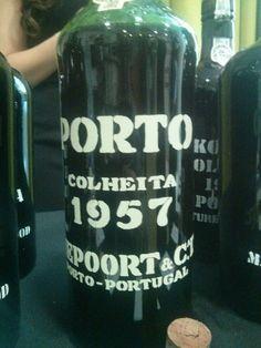 Port wine 1957