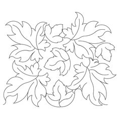 Shop | Category: Flowers / leaves | Product: Maple leaf 2014 E2E