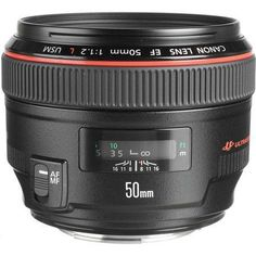 Canon's 50mm lens - a wedding photographers must have!