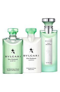 BVLGARI 'Eau Parfumée au thé vert' Gift Set ($118 Value)   Nordstrom