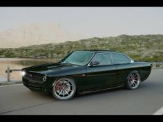 Volvo 142 Custom by Zolland Design