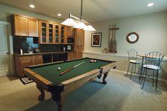 Dining Room : Basement Rec Room Ideas Simple Home Bar Design Ideas . Game Room Basement, Basement Layout, Basement Flooring, Basement Waterproofing, Carpet Flooring, Flooring Ideas, Basement Closet, Wet Basement, Modern Basement