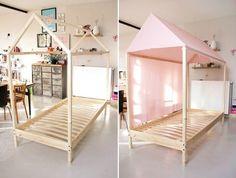 DIY - le fameux lit cabane