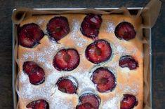Litá bublanina se švestkami | Apetitonline.cz Lany, Muffin, Pudding, Breakfast, Food, Cakes, Flan, Muffins, Cake Makers
