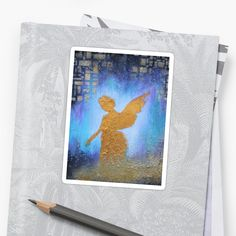 Angel Decor, Designs, Stationery, Sticker, People, Poster, Home Decor, Ipad Sleeve, Wall Murals