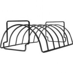 Charcoal Companion Non-Stick Reversible Roasting / Rib Rack - Availability: in stock - Price: £12.00