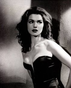 Rachel Weisz. Beautiful as she is I'm more impressed by the lighting of this photo.. very Old Hollywood