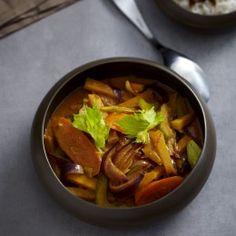 ESSEN & TRINKEN - Linsen-Spinat-Curry Rezept