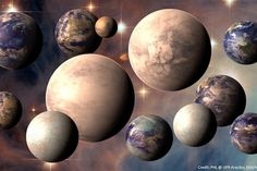 Exoplanet Catalog Reveals 7 Possibly Habitable Worlds ...  Illustration of the Habitable Exoplanets Catalog