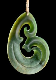 Medium: pounamu (New Zealand jade). Size: x 2 inches. Abstract Sculpture, Bronze Sculpture, Wood Sculpture, Maori Symbols, Polynesian Art, Maori Designs, Maori Art, Crystal Magic, Ice Sculptures