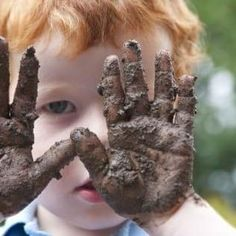 Let them eat dirt! Our obsession with hygiene is jeopardising our children's health