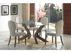 5pc San Vicente Dining Room Table Set Http://www.maxfurniture.com