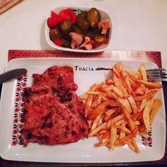 Dinner / Cena. #foodstagram #Bucuresti #Bucharest #Bucarest