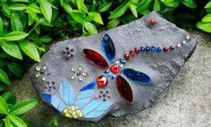 Dragonfly Rocks by Carol Deutsch