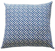 Crisscross cushion cover - hardtofind.