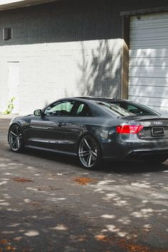 Audi A5---would be super cute to play around in on the weekends, not a daily driving car.