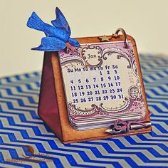 scrappylicious : Get more out of your Artist Trading Block dies for Sizzix; Sept 2014