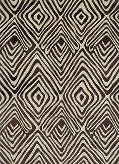 African Textile by designer wallace | Image via doseofdesign.blogspot.com