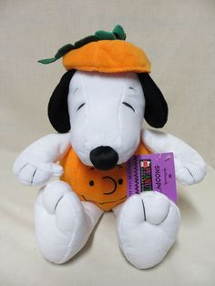 Great Pumpkin Snoopy will definitely will definitely NOT be getting a rock when Trick or Treating