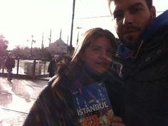 Giuseppe ed Emilia Ammirati in viaggio ad Istanbul