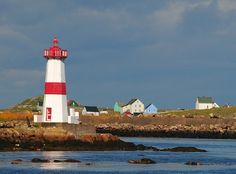 Feu de la Pointe aux Canons, St.-Pierre. St. Pierre and Miquelon