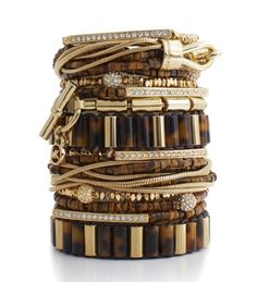 Micheal Kors stackables   | Keep the Glamour | BeStayBeautiful