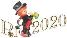 Gify Nena - Nový rok 1
