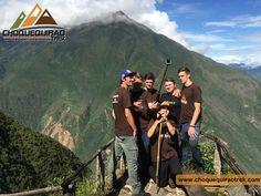 Choquequirao Trek to Machu Picchu 7 Days CHOQUEQUIRAO TREK IMPERIAL ITINERARY: Day 1: Cusco - Cachora - Playa Rosalina (Apurimac River). Day 2: Playa Rosalina - Maranpata - Choquequirao (Golden Cradle). Day 3: Choquequirao - Choquequirao Pass - Rio Blanco - Maizal. Day 4: Maizal - Minas Victoria - Yamana. Day 5: Yamana - Mountain Range - Totora. Day 6: Totora - Cloud Forest - La Playa. Day 7: Aguas Calientes - Machu Picchu - Cusco. Contacs: www.choquequiraotrek.com/contac.php Web site…