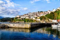 Marina. Lastres (Asturias) by José A. Alvarez Barea on 500px