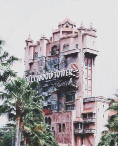 Tower of Terror, Walt Disney World Resort