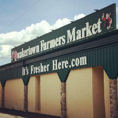 Quakertown Farmers Market in Quakertown, PA - Building Blocks Pediatric Dentistry | #Quakertown | #PA | www.buildingblocksdental.com