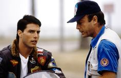 Behind the scenes of Top Gun (1986)