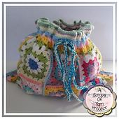 Ravelry: Craft Bag pattern by CreativeCrochetWorkshop